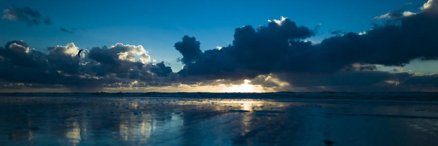 Meer & Wolken #3