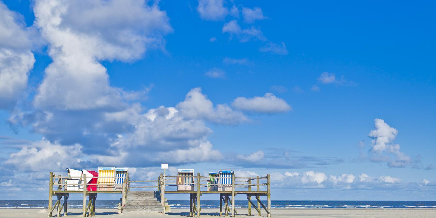 Strandkörbe  02 SPO Strandkörbe | Portfolio Categories | Meer Watt Küste