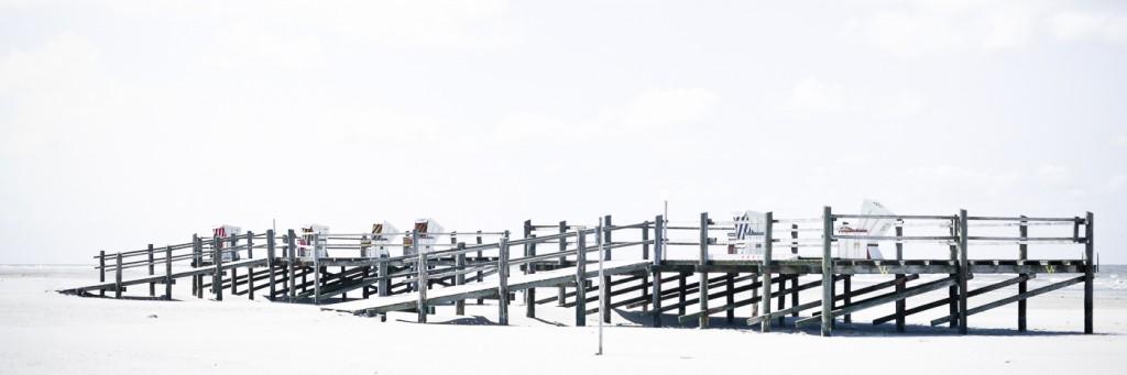 White Beach Strandkörbe #4