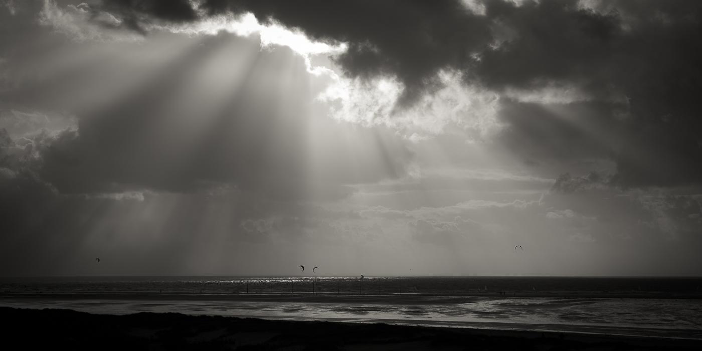 Black Beach 3 Meer Watt Küste