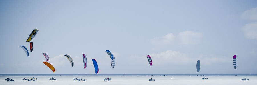White Beach Kitebuggys #2