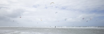 White Beach Kiting #2