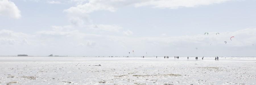 White Beach Wasserkante #2